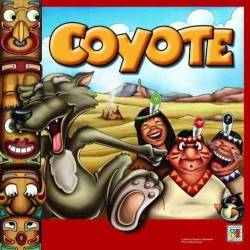 COYOTE gioco da tavolo INDIANI oliphante giochi CALCOLO e BLUFF party game 12+