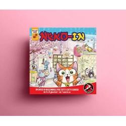 NEKO-IN neko in RED GLOVE gioco da tavolo GATTINI gatti NASCONDIGLI party game 7+