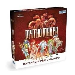 MYTHOMAKYA edizione italiana MYTHO MAKYA 2-6 giocatori PENDRAGON GAMES età 8+