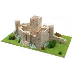 Castello di Guimaraes - Aedes Ars 1013 kit di modellismo in ceramica