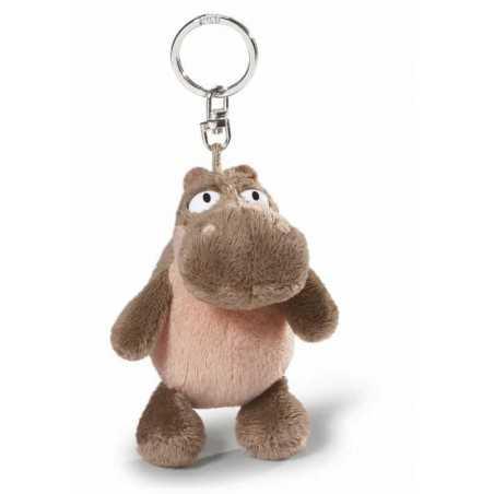 IPPOPOTAMO porta chiavi PELUCHE 38614 Waldmuller NICI gadget PORTACHIAVI hippo