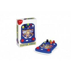 DAL NEGRO dalnegro FLIPPER JUNIOR pinball 3D LUCI E SUONI età 5+ bersagli