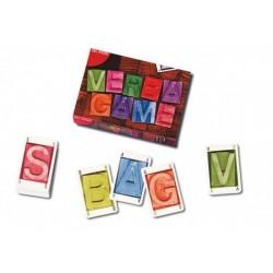 VERBA GAME Dal Negro dalnegro GIOCO DI CARTE lettere costruire parole MULTILINGUE 7+