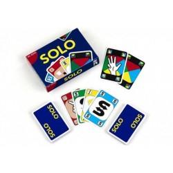 SOLO gioco di carte DAL NEGRO dalnegro DERNIER età 6+ DA 2 A 10 GIOCATORI classico