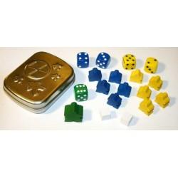 MINT TIN MINI APOCALYPSE Kickstarter Edition with Manhole Expansion