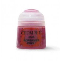 SCREAMER PINK colore base Citadel Warhammer