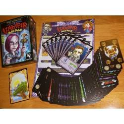MAU MAU Vampires DV 8 + age GAMES CARD GAME to the death 2-4 players