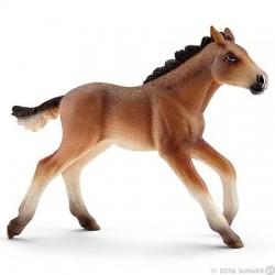 PULEDRO MUSTANG animali in resina SCHLEICH miniature 13807 cavalli