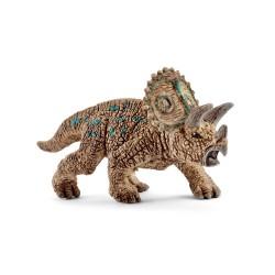 TRICERATOPO MINI dinosauri in resina SCHLEICH miniature 82939