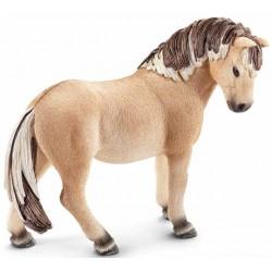 GIUMENTA FJORD cavalli SCHLEICH miniature in resina FARM LIFE gioco 13754 età 3+ animali