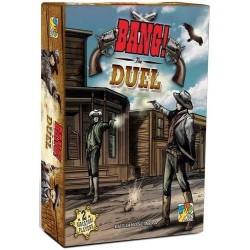 BANG! bang THE DUEL DaVinci Games GIOCO DI CARTE indipendente ETA' 8+ cowboys UNO CONTRO UNO