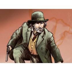 BANG! bang THE DUEL DaVinci Games GIOCO DI CARTE indipendente ETA\' 8+ cowboys UNO CONTRO UNO