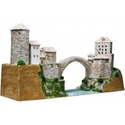 Stari plupart-Mostar-Bosnie- Herzégovine