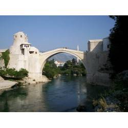 Stari Most-Mostar-Bosnia And Herzegovina