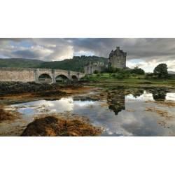 Eilean Donan Castle-Schottland