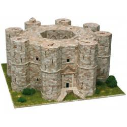 Castel del Monte, Andria, kit di modellismo Aedes Ars