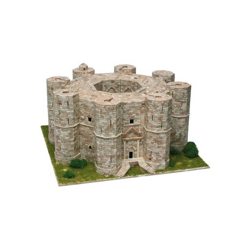 Castel del Monte, Andria, model Kit Aedes Ars