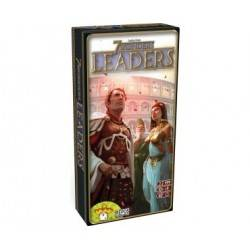 7 Wonders Leaders ediz. ITA expansion + promo card STEVIE