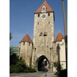 Ostentor - Regensburg - Germania
