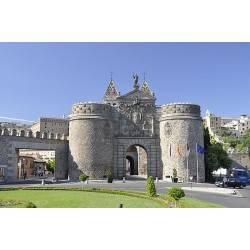 Puerta Nueva de Bisagra-Toledo-Espagne