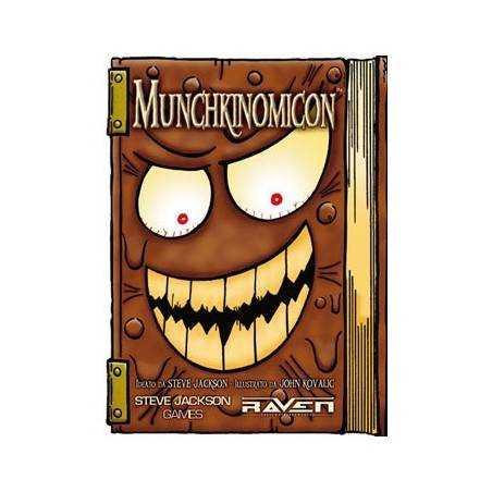 Munchkinomicon ediz. ITA