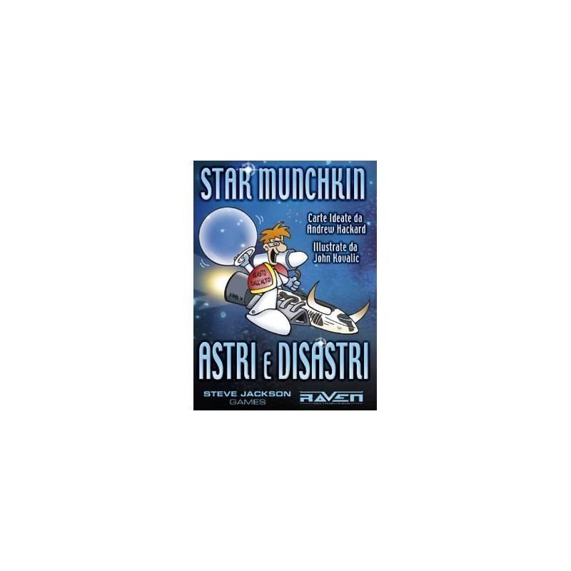 Astri e Disastri espansione per StarMunchkin
