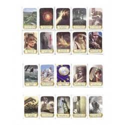 TIMELINE EVENTI STORICI gioco di carte 8+ ASTERION 2-8 giocatori - durata 15'