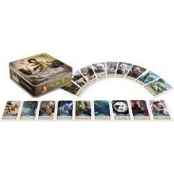 Chronologie des événements 8 + carte de jeu 2-8 joueurs ASTERION-Durée 15'