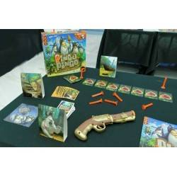 PINGO PINGO PARTY GAME board game ages 6 + ASTERION Italian with CD INCLUDED
