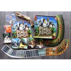 PINGO PINGO PARTY GAME jeu Age 6 + ASTERION italienne avec CD inclus