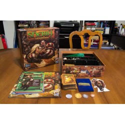 Sheriff of NOTTINGHAM board game of bluff SHERIFF of NOTTINGHAM 14 + Asterion Press