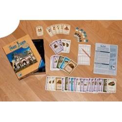 SAN JUAN, PUERTO RICO-basierte 2-italienische Ausgabe 4 Spieler Spiele USA 10 Jahre +