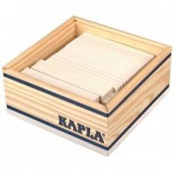 Kapla box 40 PCs white
