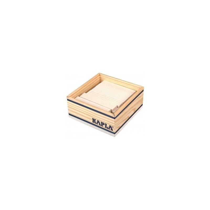 Kapla box 40 PCs white