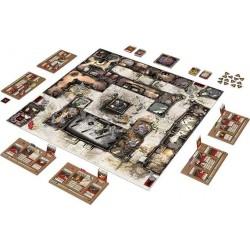 ZOMBICIDE 14 du ZOMBIE peste noire miniatures médiévales boardgame + presse Asterion