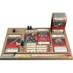 ZOMBICIDE schwarze Pest ZOMBIE 14 mittelalterlichen Miniaturen Brettspiel + Asterion Press