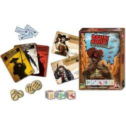 BANG! Bang THE DICE GAME DaVinci Games independent DICE GAME age 8 + cowboys