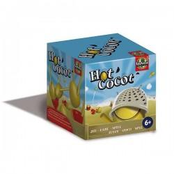 Oeufs de bioviva HOT COCOT et baguettes 6 + 2 agilité jeu age-6 joueurs jeu parti
