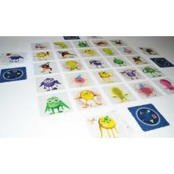 TWEEGLES gioco mostri OLIPHANTE party game SCATOLA IN LATTA età 6+ Cocktail Games