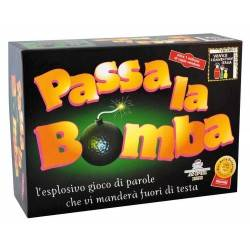 Pass the bomb party game