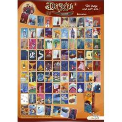 Dixit QUEST - DIXIT 2 gioco da tavolo creativo x 3-6 giocatori party game