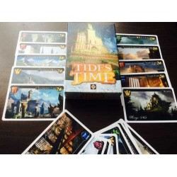 TIDES OF TIME Uplay editions Italian BOARD GAME the TIDES of TIME age 10 + ONE on ONE