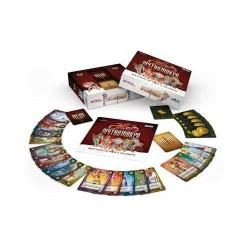 MYTHOMAKYA Italian Edition 2-6 players age MYTHO MAKYA PENDRAGON GAMES 8 +