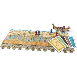 HENGIST uplay ITALIAN EDITION board game ONE on ONE age 10 + VIKINGS