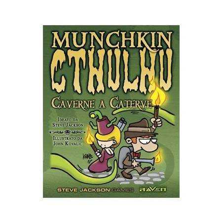 Munchkin Cthulhu esp. Caverne a Caterve