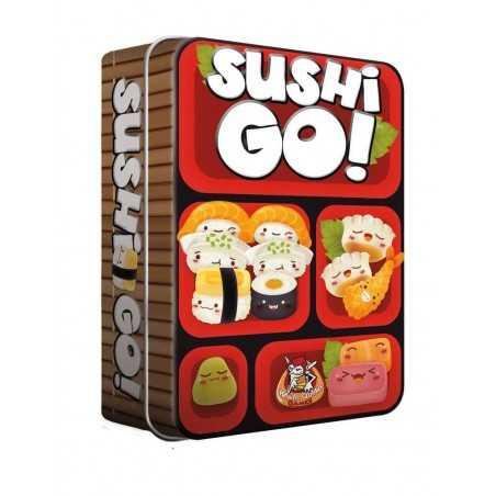 SUSHI GO! gioco di carte EDIZIONE ITALIANA uPlay DRAFT go PARTY GAME età 8+