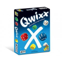 QWIXX sarai in gioco in ogni momento ! GIOCO DI DADI party game FINO A 5 GIOCATORI età 8+