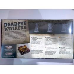 Zombicide Black Plague DEADEYE WALKERS ESPANSIONE arcieri zombie miniatures expansion box