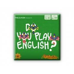 Jouez-vous anglais ?