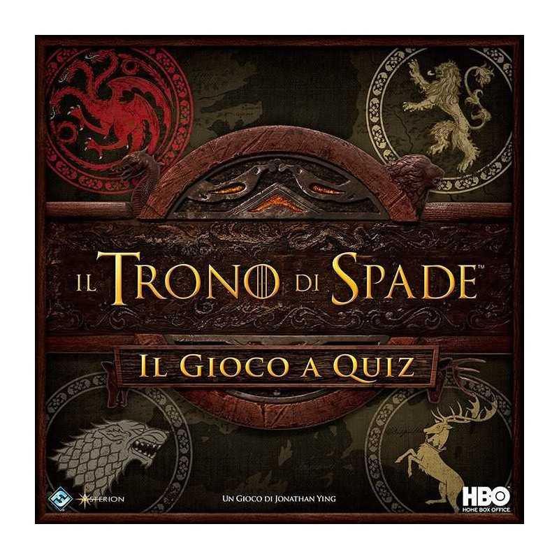 Il trono di spade gioco a quiz gioco da tavolo party game - Waterloo gioco da tavolo ...
